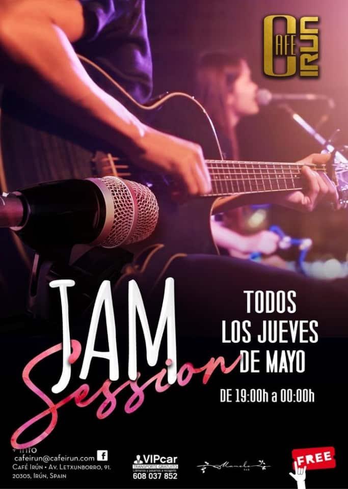 Café Irún Jam Sessions