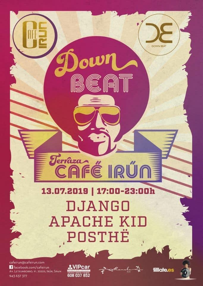 Down Beat Café Irún