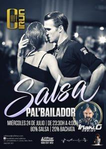 Salsa pa'l bailador Café Irún