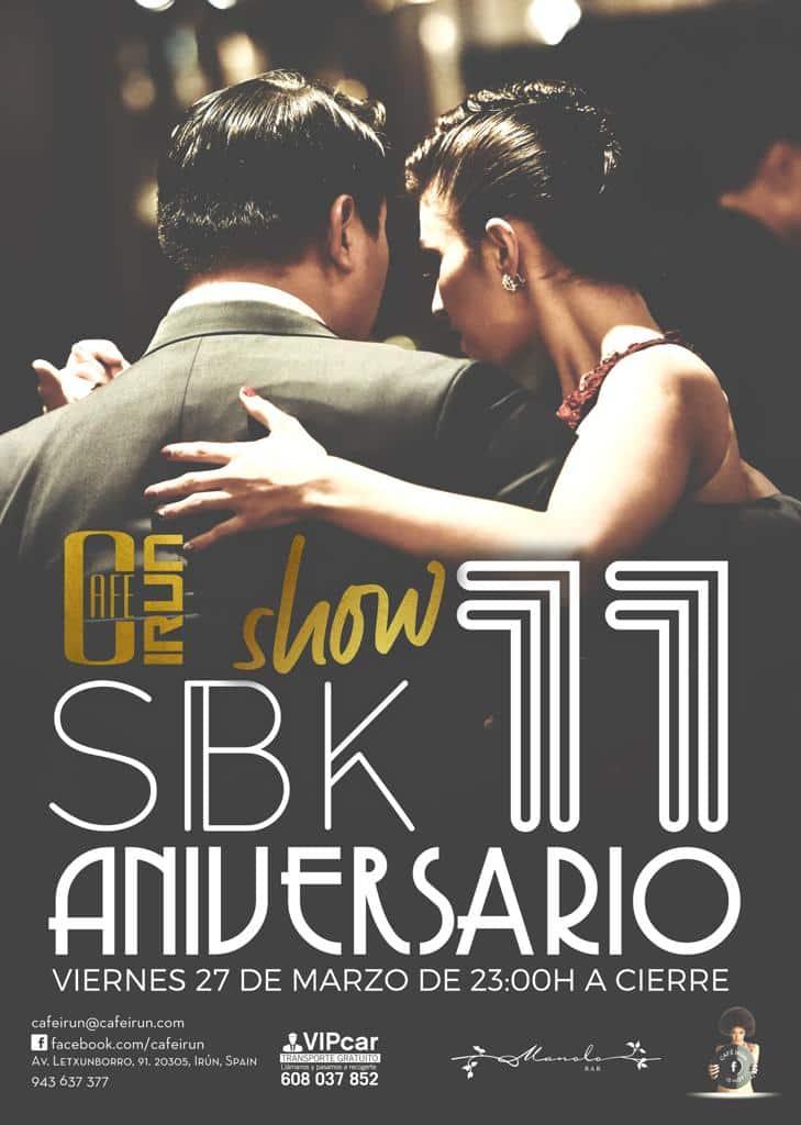11 Aniversario Bailes de Salón   Café Irún